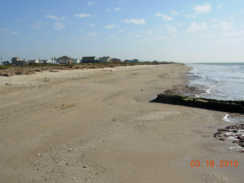 Sargent Beach Before Nourishment