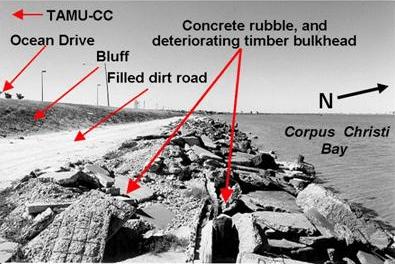 University Beach Geology