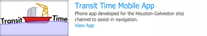 transit time button